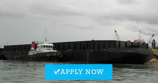 SEAMAN JOB VACANCY - Updated requirements urgent Filipino seaman crew on towing tug vessel joining onboard December 2018 - January 2019