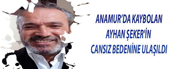 MANŞET, Anamur Haber, Anamur Postası,