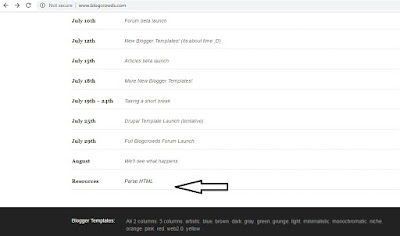 Cara Cepat parse Kode Iklan Adsense Untuk Pasang di HTML Blog