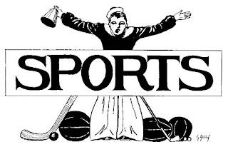 my school  SPORT...P Sports Logo