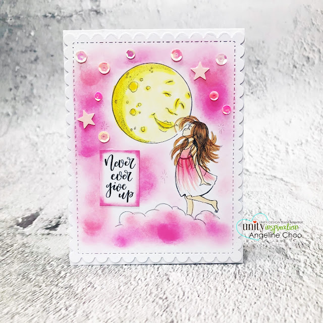 ScrappyScrappy: Feb New Release with Unity Stamp - Together We're Better #scrappyscrappy #unitystampco #youtube #quicktipvideo #papercrafting #cardmaking #card #stamping #phyllisharris #togetherwerebetter #moonandgirl #copicmarkers #timholtz #distressoxideinks #brittanylee #lollypinksequinmix #sequins #nevergiveup