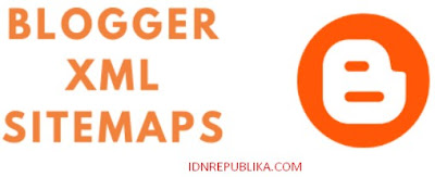 Cara membuat sitemap blogger di Google Webmaster