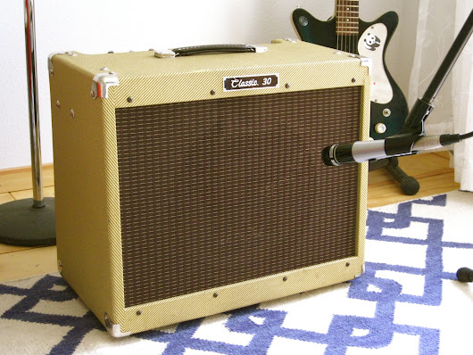 The Peavey Classic 30: Issues, and a Repair