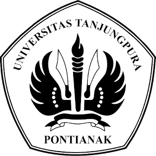Logo Untan Hitam Putih