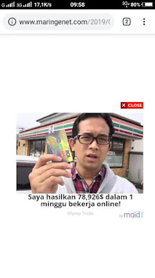 Situs Non HTTPS Rawan Diganggu Iklan Provider