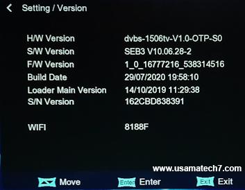 BLUE STAR 9900 1506tv 8MB Software Download