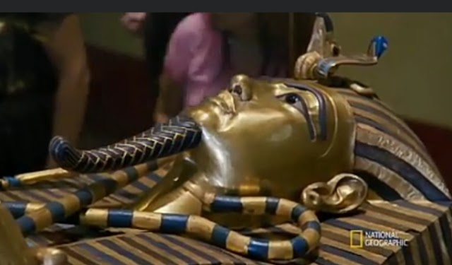 The youngest king in Egypt Tutankhaman
