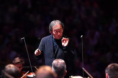 Prom 63 - Myung-Whun Chung, Dresden Staatskapelle - BBC Proms (Photo BBC / Chris Christodoulou)