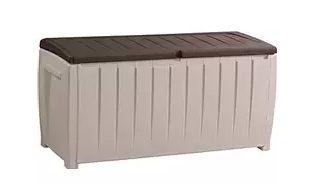 Plastic Garden Storage Box Outdoor Furniture