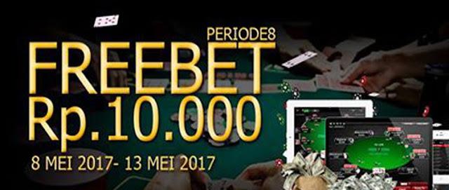 FREEBET POKER TANPA DEPOSIT 10.000 dari totojudi.com