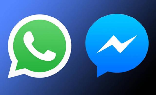 فيسبوك تدمج بين واتساب و ماسنجر في تطبيق واحد