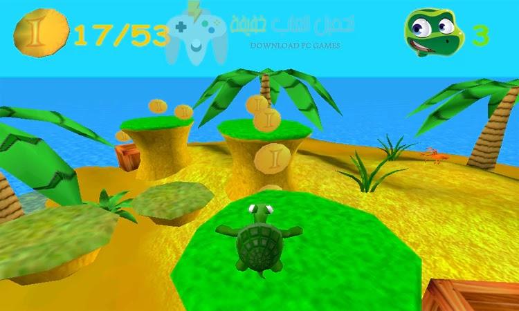 تحميل لعبة السلاحف Turtles