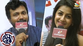 I suggested three leading heroes for KO 2 – Bobby Simha | Nikki Galrani, Leon James Interview