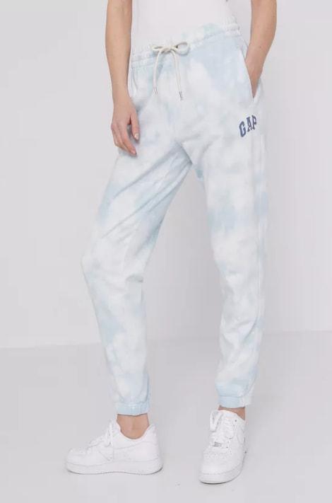 GAP - Pantaloni albastri de trening