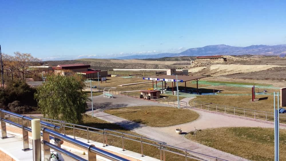 "CEAR ""Juan Carlos I"" - Olympic clay target training centre, Las Gabias, Granada, Andalucia, Spain :: All Pretty Things"