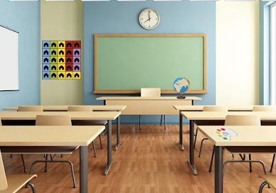 Modern Rise School Escape