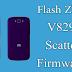 Flash ZTE V829 scatter Firmware