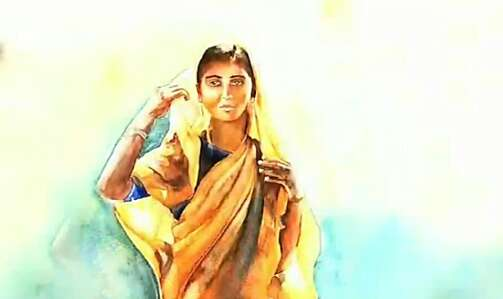 Radha Krishna Story in English