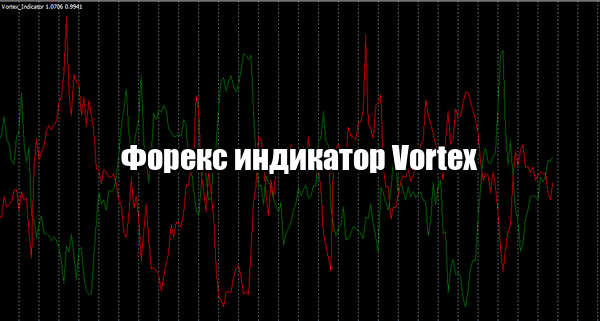 Форекс индикатор Vortex