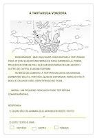 Texto A Tartaruga Voadora (Fábula) PDF Grátis
