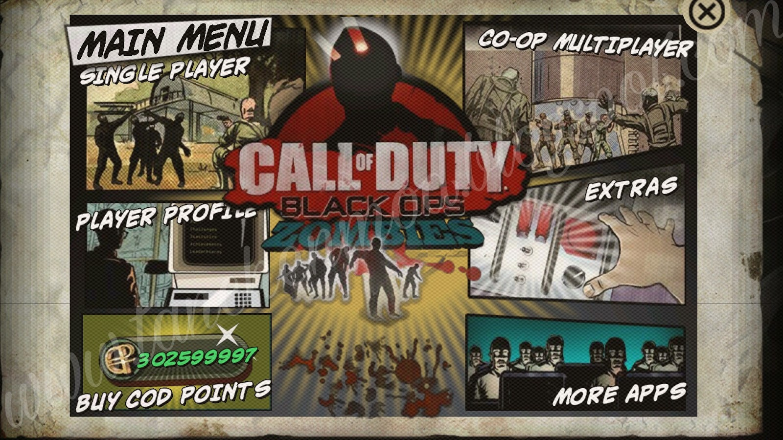 call of duty black ops zombies apk v1.0.11