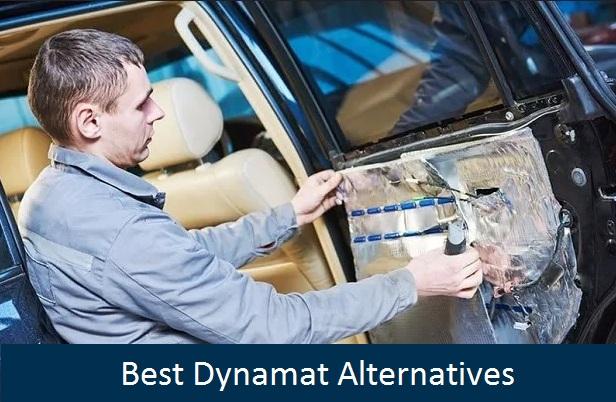 alternative to dynamat for Sound Deadening