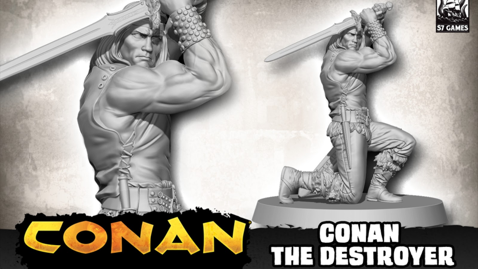 Kickstarter Highlights - Conan Savage Lands