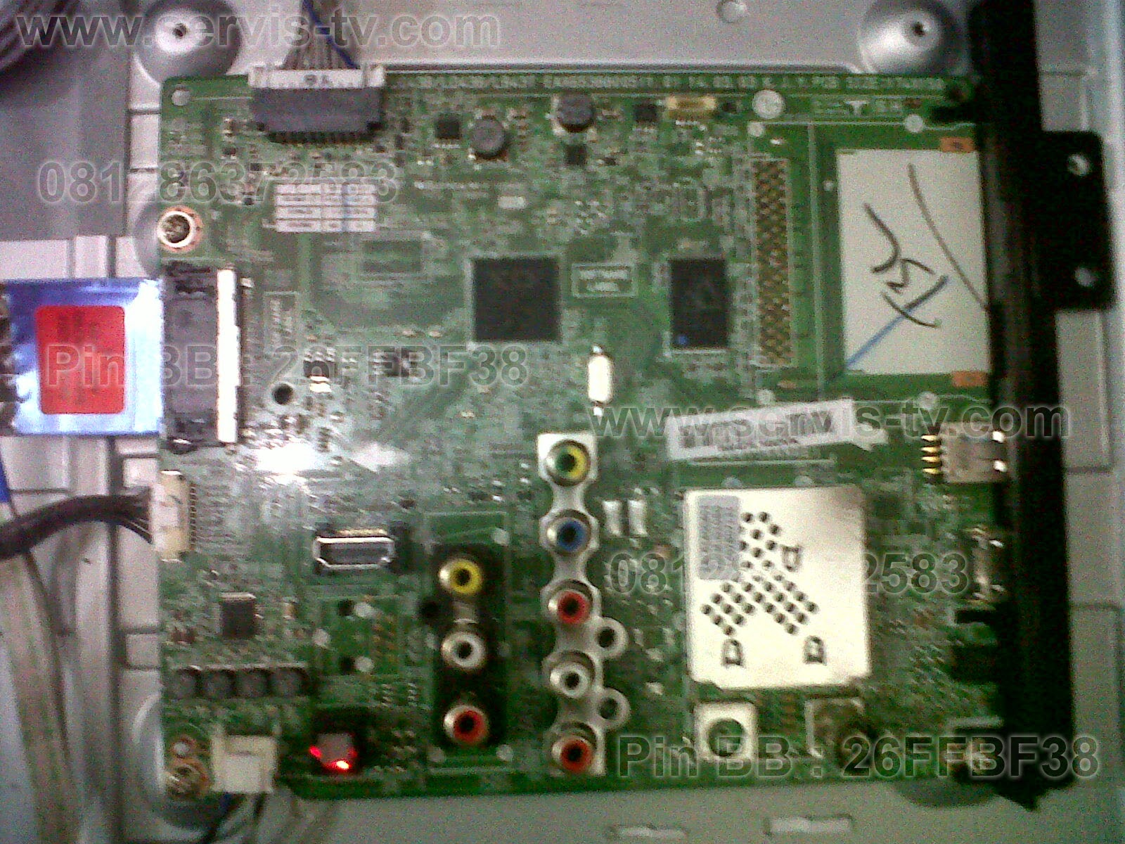 Mainboard Samsung UA32D400NM