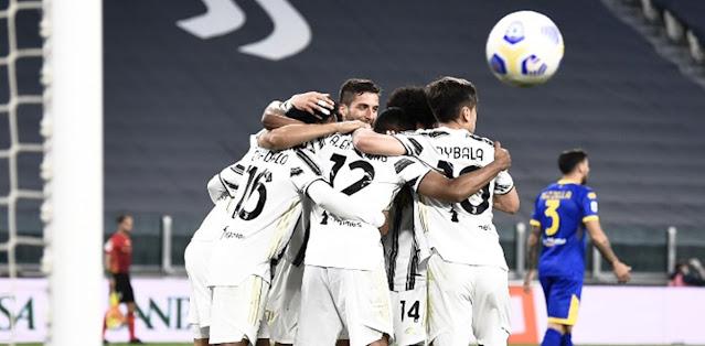 Juventus vs Parma – Highlights
