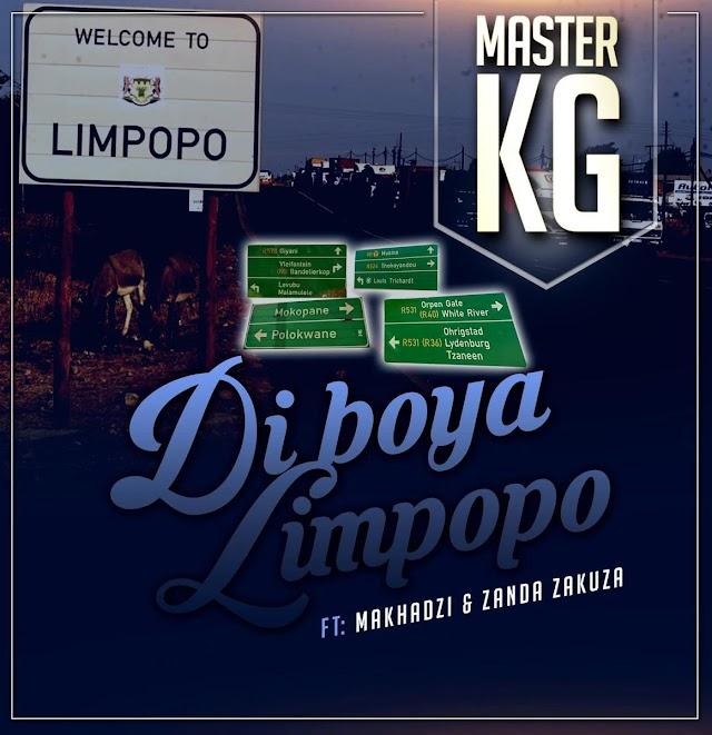 Master KG - Di Boya Limpopo (feat. Zanda Zakuza & Makhadzi) Download