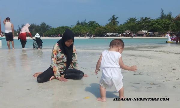 fasilitas paket private wisata pulau pari murah