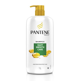 Pantene Silky Smooth Care Shampoo