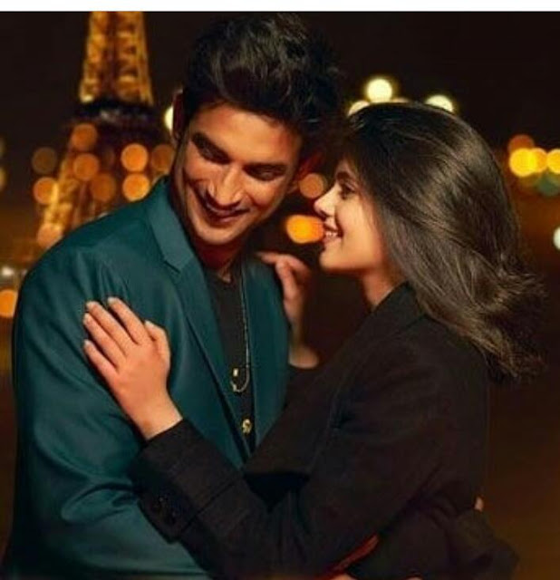 Dil Bechara Movie Wallpapers   Review   Story   Sushat Singh Rajput