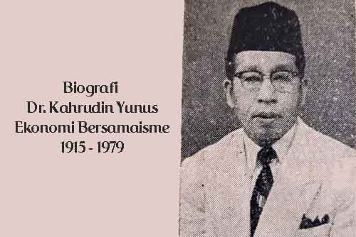 Biografi Kahrudin Yunus: Ekonomi Bersamaisme