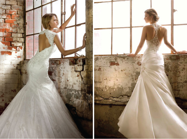 Lace back wedding dresses part 3 belle the magazine essence of australia source junglespirit Gallery