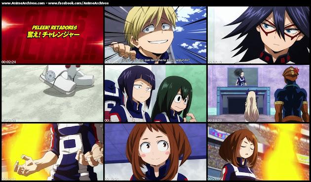 Boku no Hero Academia 2nd Season 8