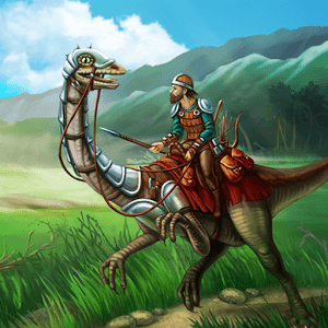 The Ark of Craft: Dinosaurs 1.4 (Mod) Apk
