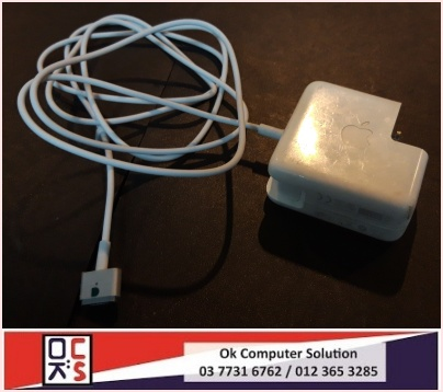 [SOLVED] KABEL / CABLE CHARGER MACBOOK KOYAK | REPAIR MACBOOK DAMANSARA 8