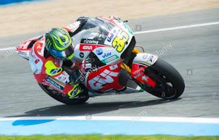 Cal Crutchlow Juara MotoGP Brno Ceko 2016, Rossi Kedua