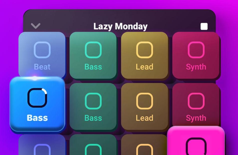 جديد التطبيقات: Loop Maker Pro لصنع الموسيقى الخاصة بك مباشرة على هاتفك