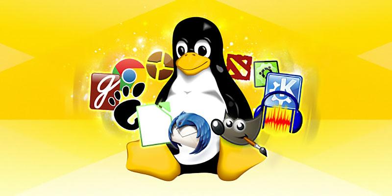 melhores apps linux