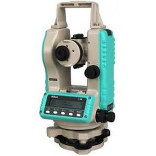 DIGITAL THEODOLITE NIKON NE-100 ( Accuracy 10 )