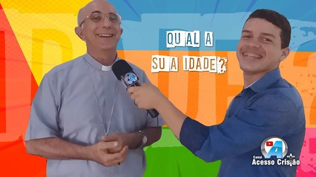 ANIVERSÁRIO   PARABENS DOM SEBASTIÃO BANDEIRA