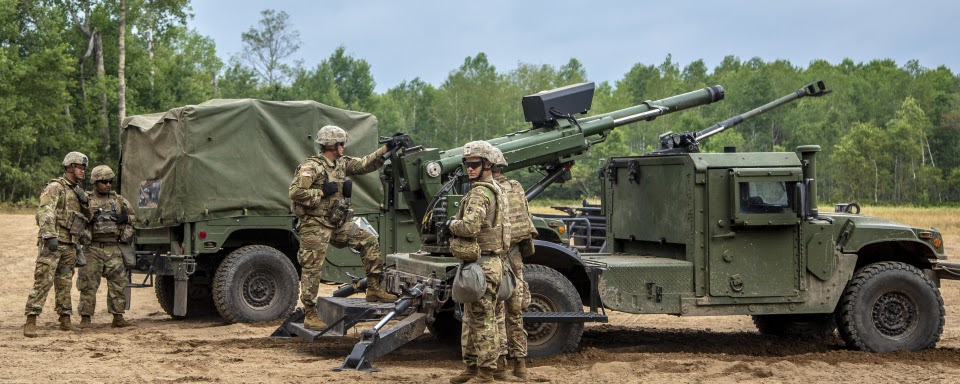 UMVEE 2-CT Hawkeye Mobile Howitzer Systems (MHS)