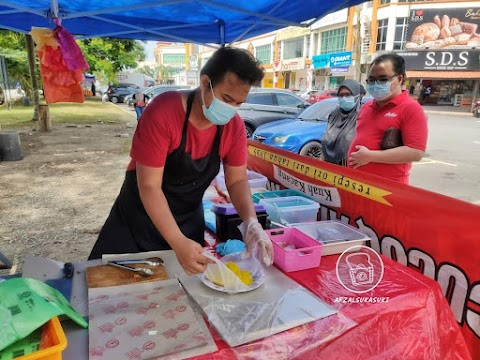 Nasi Kuning Budak Penang Perkenalkan Menu Original