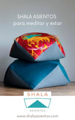 SHALA ASIENTOS para meditar y estar