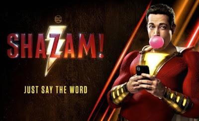 Shazam! - Banner & Segundo Trailer