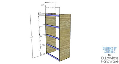 book case plans - D. Lawless Hardware 3