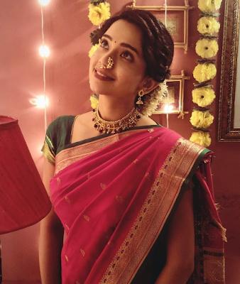 Bhagyashree Limaye (Indian Actress) Biography, Wiki, Age, Height, Family, Career, Awards, and Many More