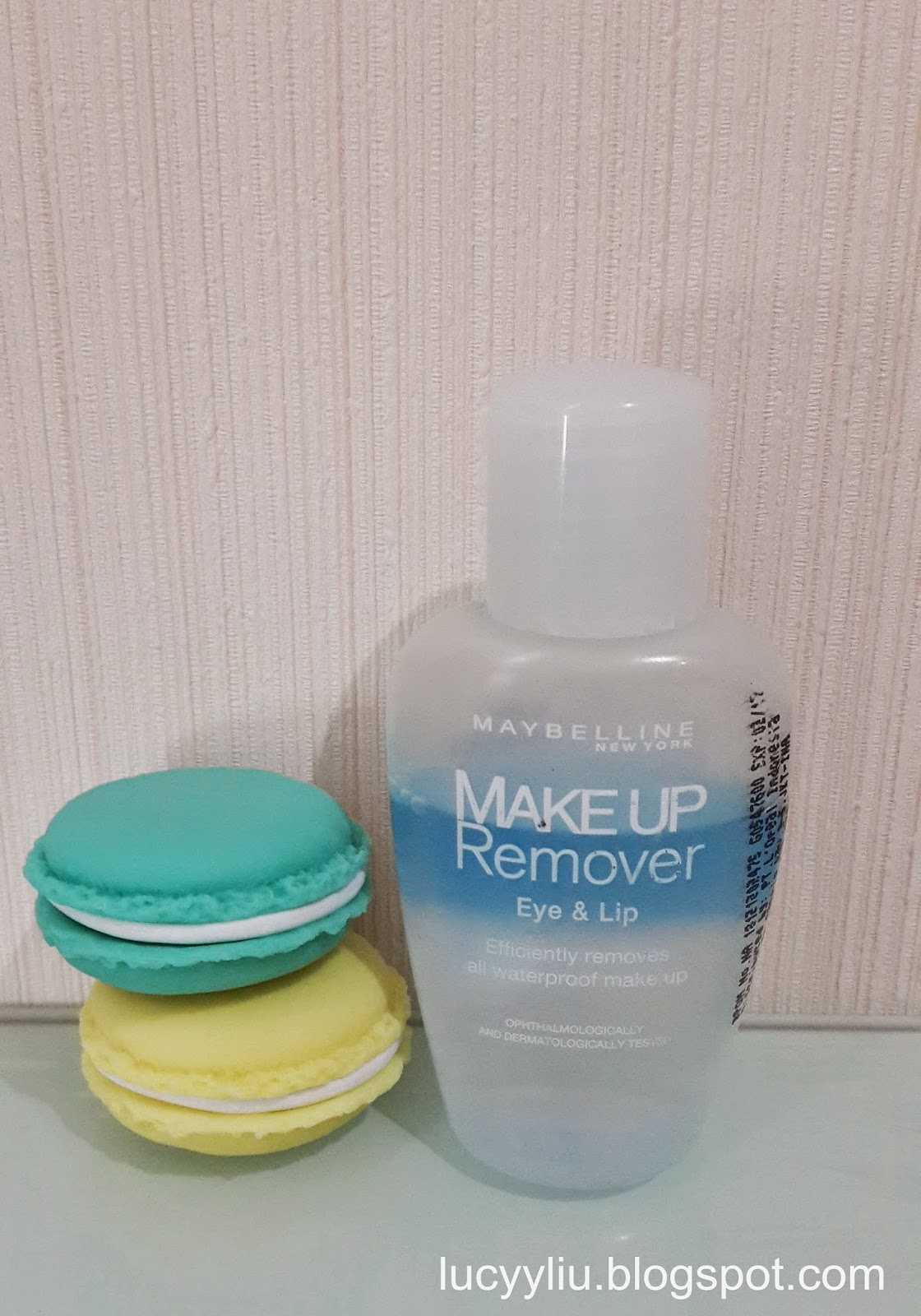 Maybelline Make Up Remover Eye & Lip review